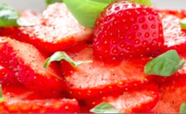 Les bienfaits des fraises