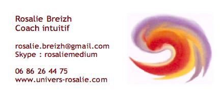 Rosalie medium consultations à distance