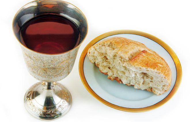 Prière universelle du jeudi saint, La Sainte Cène
