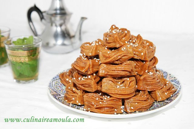 """Bouchnikha """"Spécialité Ramadan"""""""