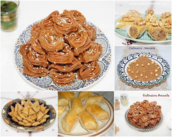 """Délices marocains au miel """"Spécialité ramadan"""""""