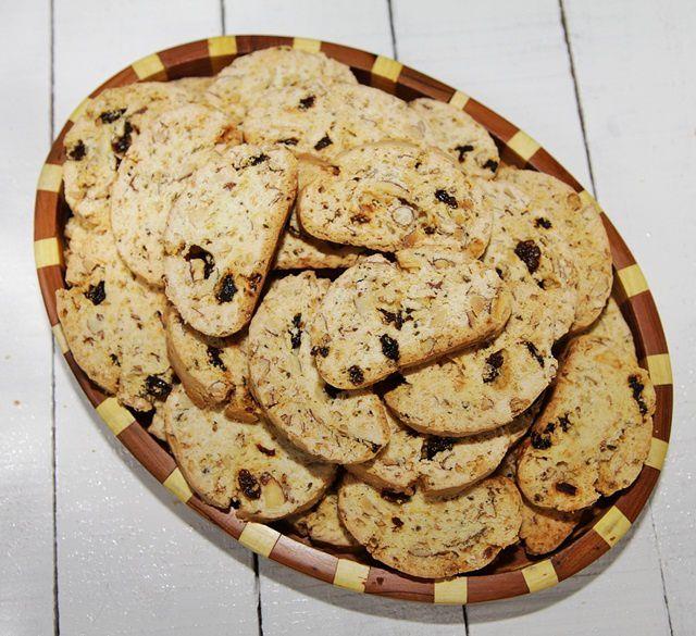 Fekkas ou Biscotti marocain