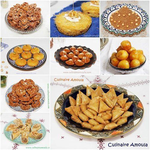 """Pâtisserie marocaine et orientale """"Spécial Ramadan"""""""