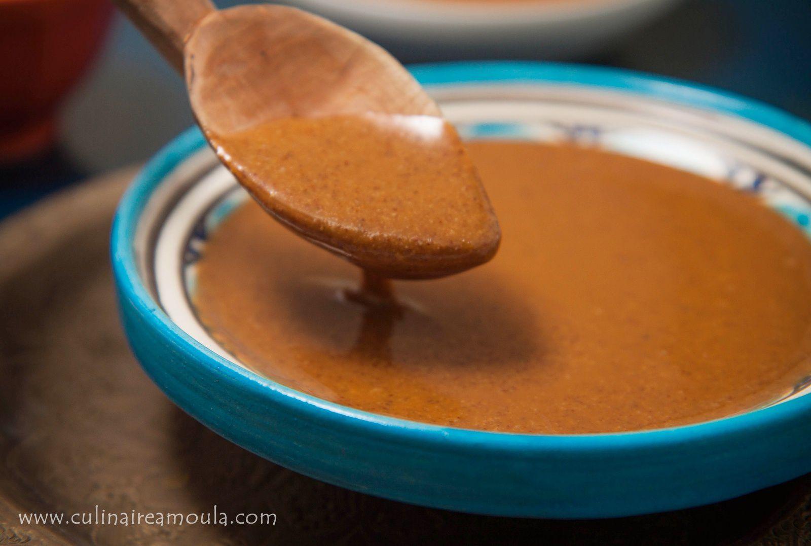 Amlou, la pâte à tartiner berbère