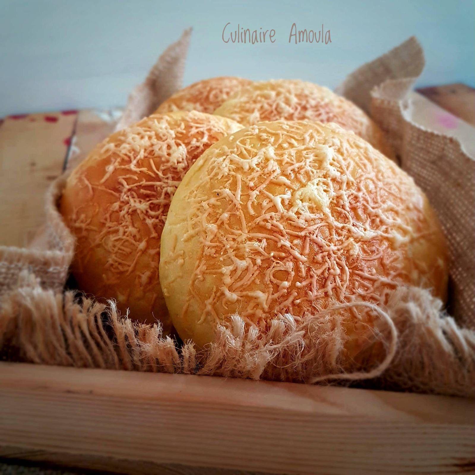 Pain moelleux à la pomme de terre et au fromage