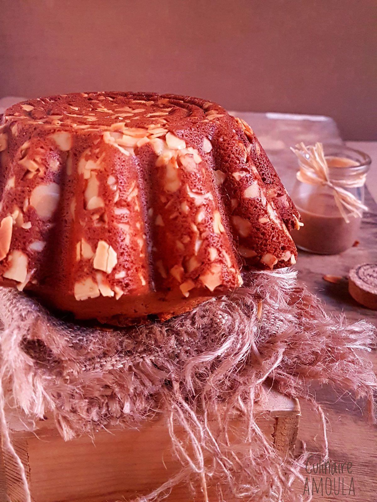 Gâteau à l'amlou