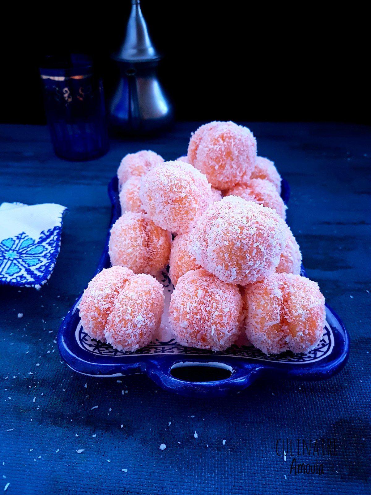 """Gâteau Richbond  """"boules de coco ultra moelleuses"""""""