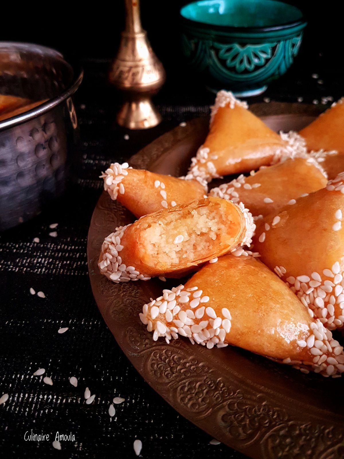 Recettes pâtisseries de Ramadan