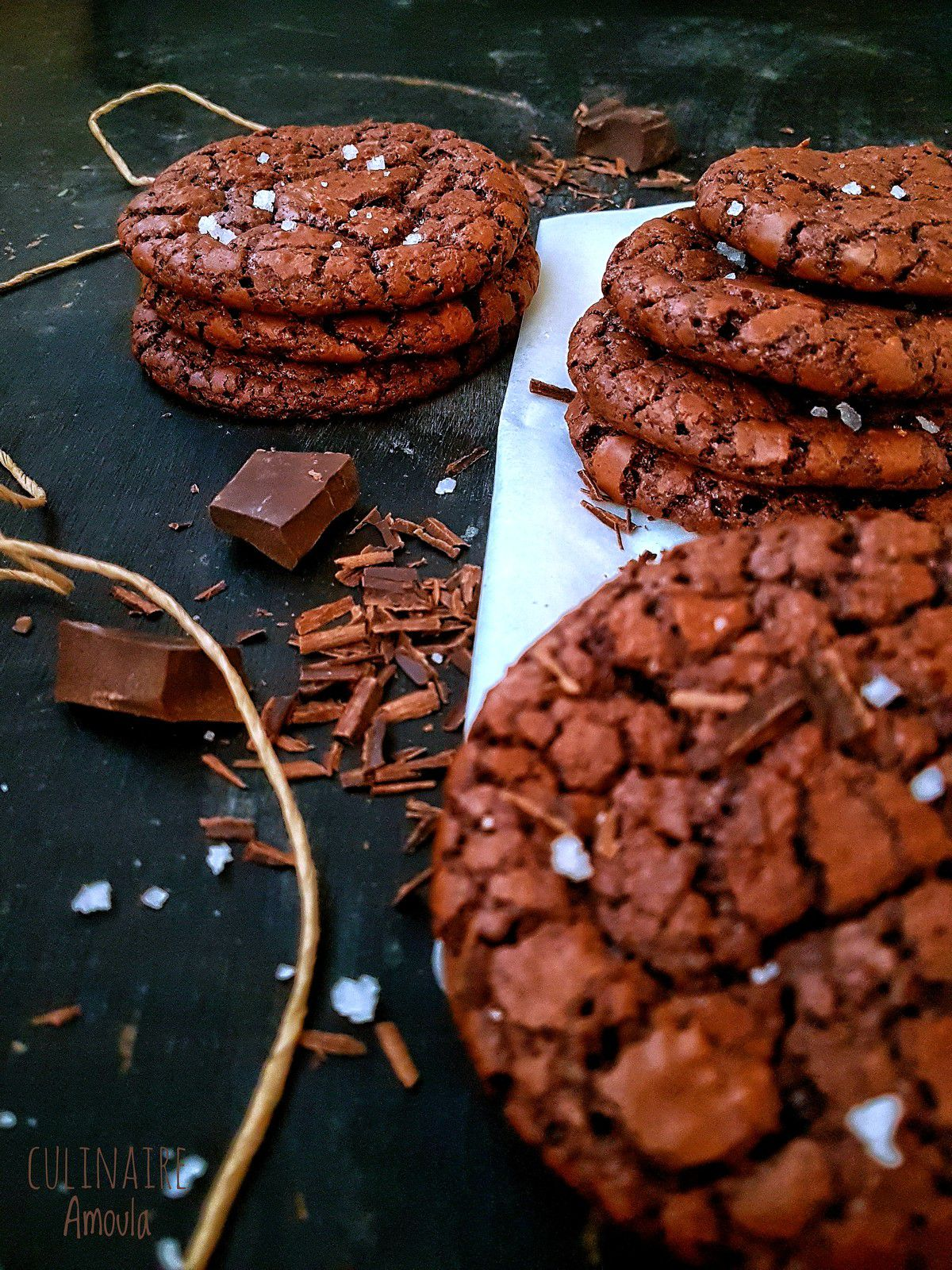 Brownie-cookies