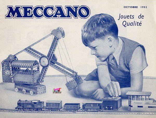 CATALOGUE MECCANO 1952