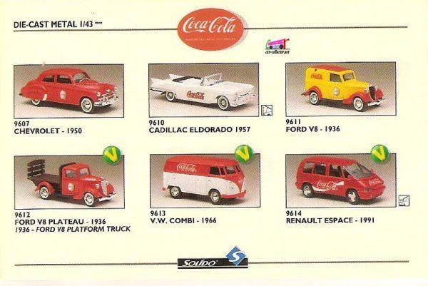 CATALOGUE SOLIDO 1994