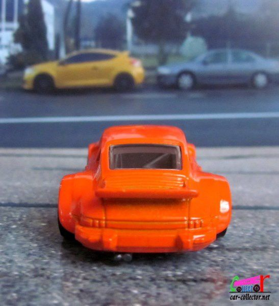 PORSCHE 934 RSR TURBO HOT WHEELS 1/64