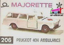 CATALOGUE MAJORETTE 1970 - CATALOGO MAJORETTE 1970 - CATALOG MAJORETTE 1970 - KATALOG MAJORETTE 1970