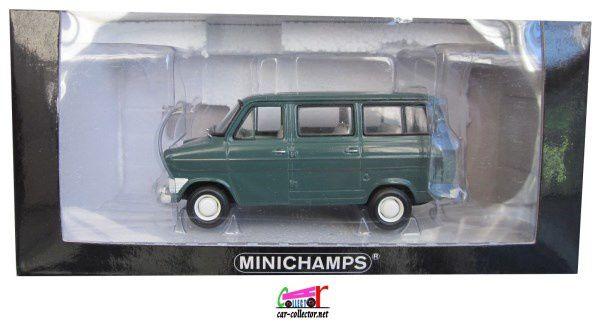 FOURGON FORD TRANSIT 1965 1/43 MINICHAMPS