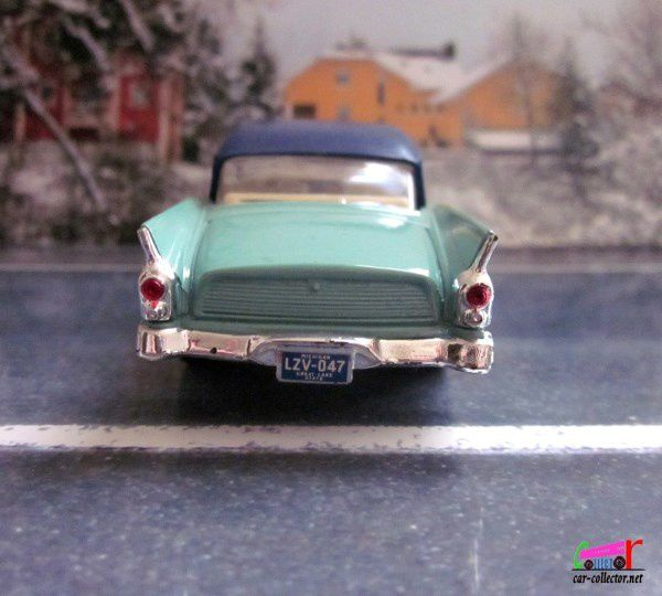 STUDEBAKER SILVER HAWK HARD TOP 1957 SOLIDO 1/43