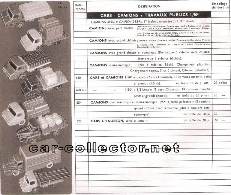 CATALOGUE CLE 1973