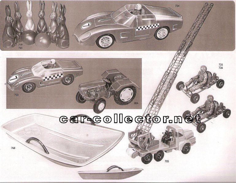CATALOGUE CLE 1973