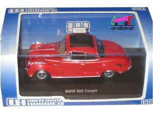 BMW 502 COUPE 1952 UNIVERSAL HOBBIES 1/43