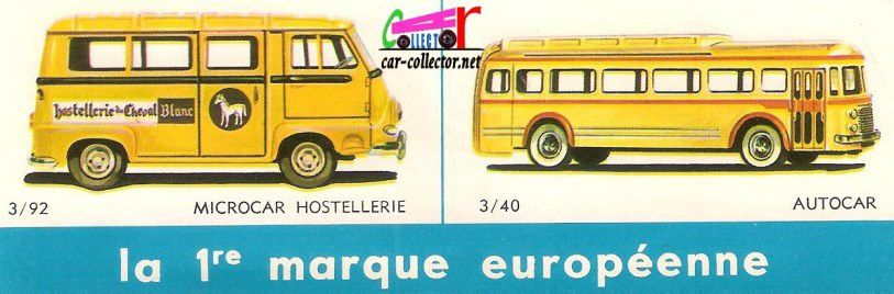 CATALOGUE C.I.J 1968 - CATALOGUE EUROPARC 1968