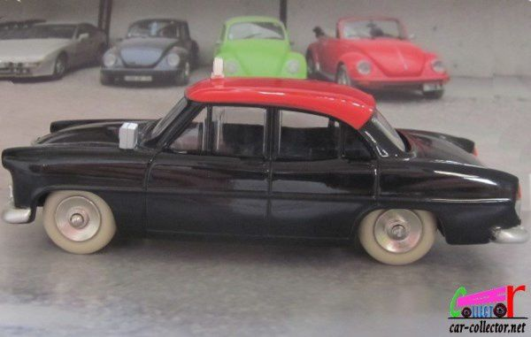 FASCICULE N°77 SIMCA ARIANE TAXI DINKY TOYS REEDITION ATLAS 1/43