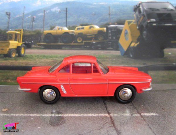 RENAULT FLORIDE DINKY TOYS REEDITION ATLAS 1/43