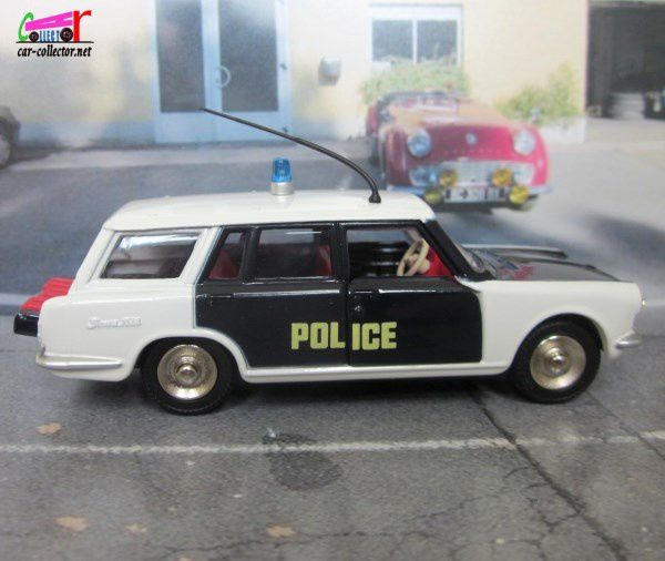 BREAK SIMCA 1500 POLICE DAN-TOYS 1/43