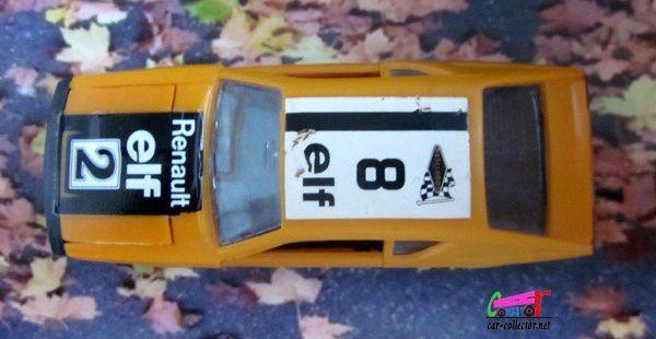 RENAULT 17 TS COUPE PROTO ELF NOREV 1/43 - R17 TS 1972