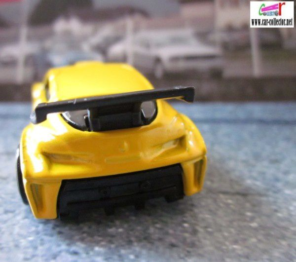 RENAULT MEGANE TROPHY HOT WHEELS 1/64