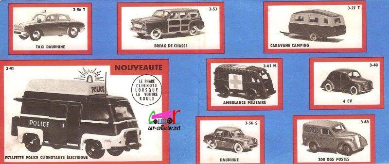 CATALOGUE C.I.J EUROPARC 1962