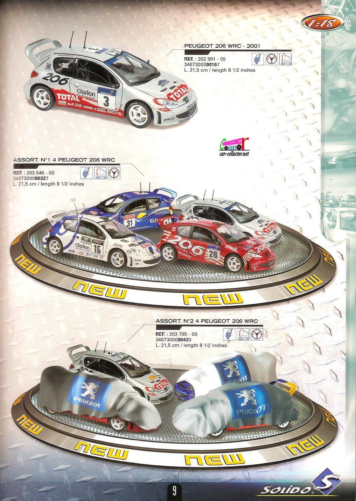 CATALOGUE SOLIDO 2003