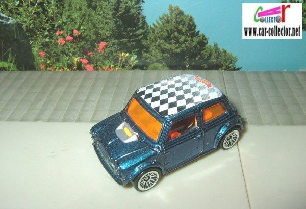 MORRIS MINI - MINI COOPER AUSTIN ROVER MINI 1000 HOT WHEELS 1/64