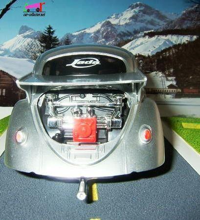 VOLKSWAGEN COCCINELLE TUNING 1959 - VW COX CUSTOM JADA TOYS 1/24