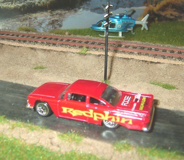CHEVY BEL AIR 1959 HOT WHEELS 1/64