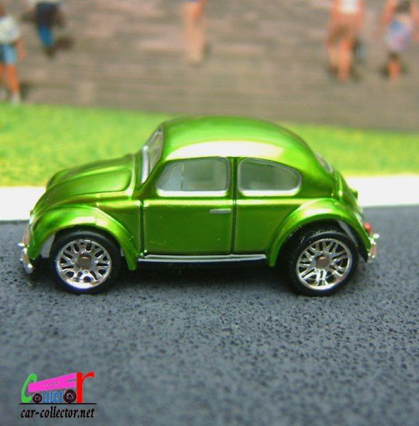 VOLKSWAGEN COCCINELLE COX HOT WHEELS 1/87