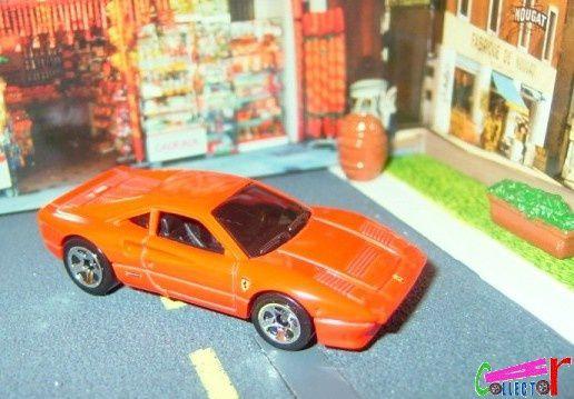 FERRARI 288 GTO HOT WHEELS 1/64