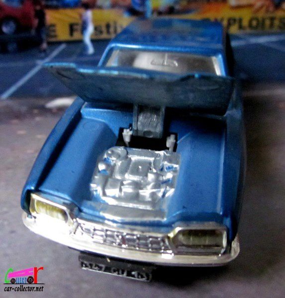 CITROEN GS BERLNE SOLIDO 1/43