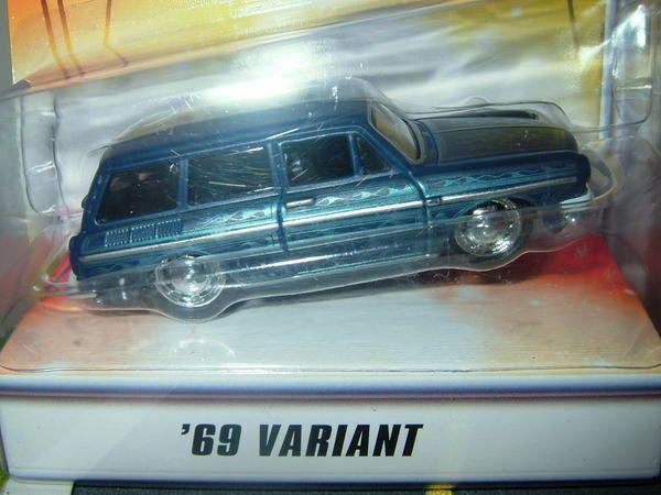 VW VOLKSWAGEN VARIANT BREAK 1969