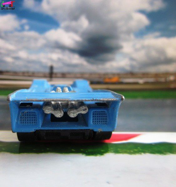 AMERICAN VICTORY HOT WHEELS 1/64 BARQUETTE LE MANS