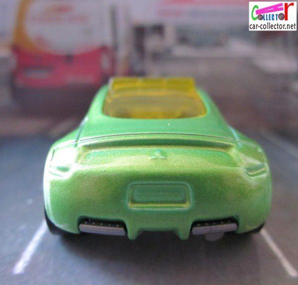 MITSUBISHI ECLIPSE CONCEPT CAR HOT WHEELS 1/64
