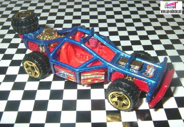 ROLL CAGE HOT WHEELS 1/64 - MINIATURE BUGGY