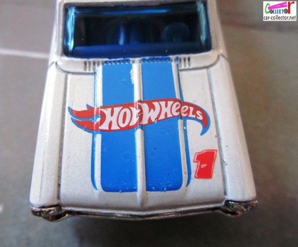 66 CHEVY NOVA HOT WHEELS 1/64 CHEVROLET NOVA 1966