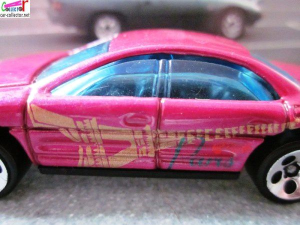 OLDSMOBILE AURORA HOT WHEELS 1/64