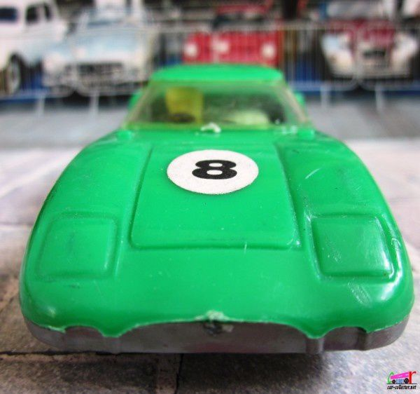 MATRA BRM 620 1966 1/40 FABRICANT CLE