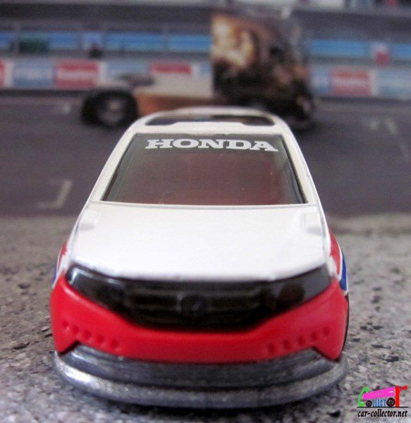 HONDA ODYSSEY HOT WHEELS 1/64