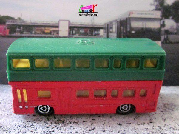 286-A BRITISH BUS MAJORETTE 1/125