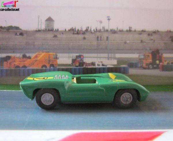 LOLA T70 LE MANS CHAMPION 1/66 MADE IN FRANCE