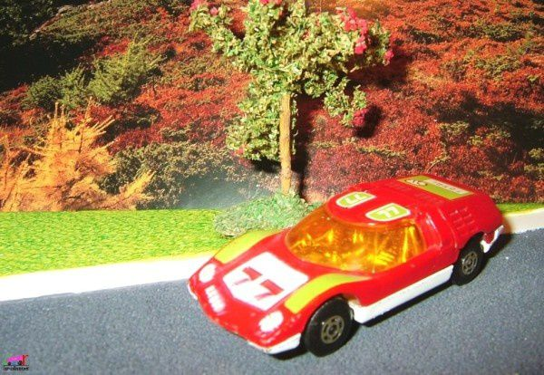 MB66-d. MAZDA RX 500 SUPERFAST MATCHBOX 1/59 1971