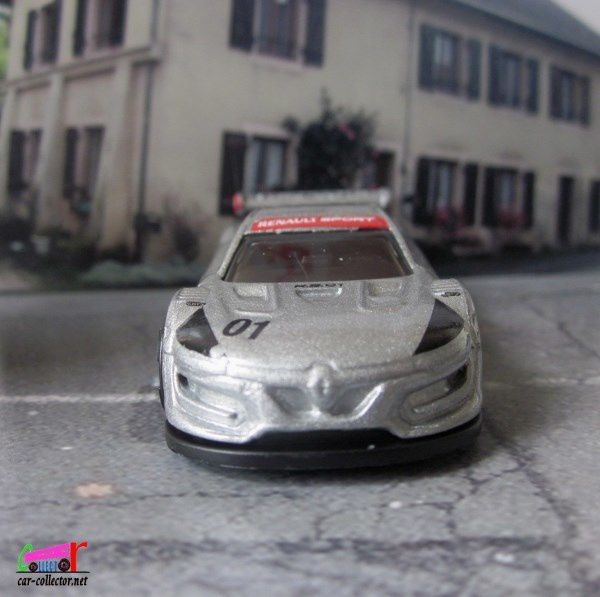 RENAULT SPORT RS 01 HOT WHEELS 1/64.
