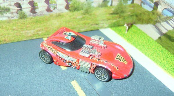 TWIN MILL II 1993 HOT WHEELS 1/64