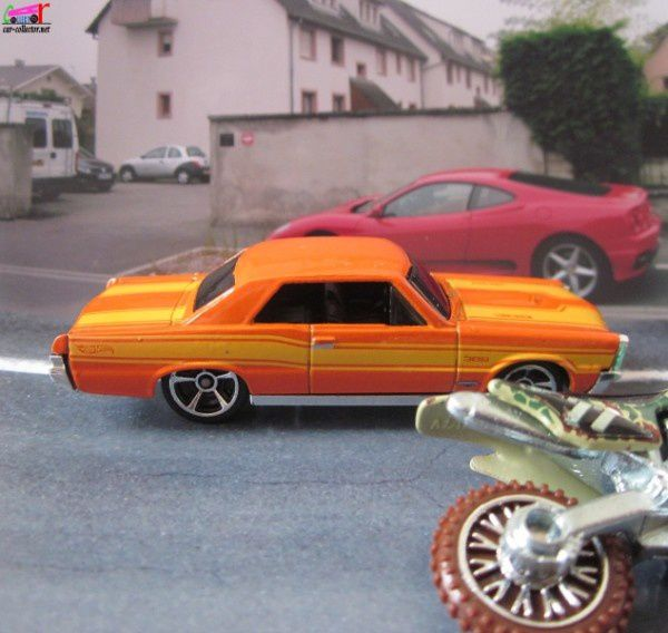 65 PONTIAC GTO 1965 PONTIAC GTO HOT WHEELS 1/64